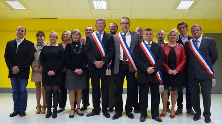 Le conseil municipal de Paillencourt